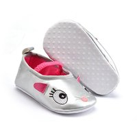 New Arrival Cartoon Baby Toddler Shoes Lovely Girl Baby Shoes Shallow Slip-on Kids Crib Shoes 0-12M