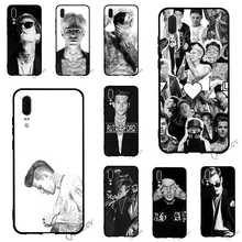 Print Jesse Rutherford Phone Cover for Huawei Mate 10 Pro Case 20 P8 P20 P10 P9 Lite Mini P Smart Covers Back