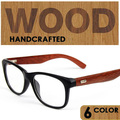 high quality wooden johnny depp frames eyewear optic gafas hombre prescription glasses frame of glasses Marca quadros