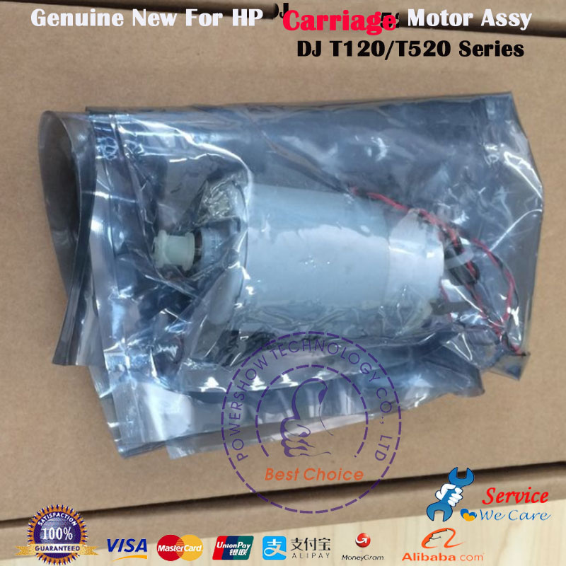 Original New CQ890 67006 Carriage Motor For HP T120 T520 HP120 HP520 Series