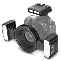 Meike MK MT24 Macro Twin Lite Flash for Nikon Digital SLR Cameras