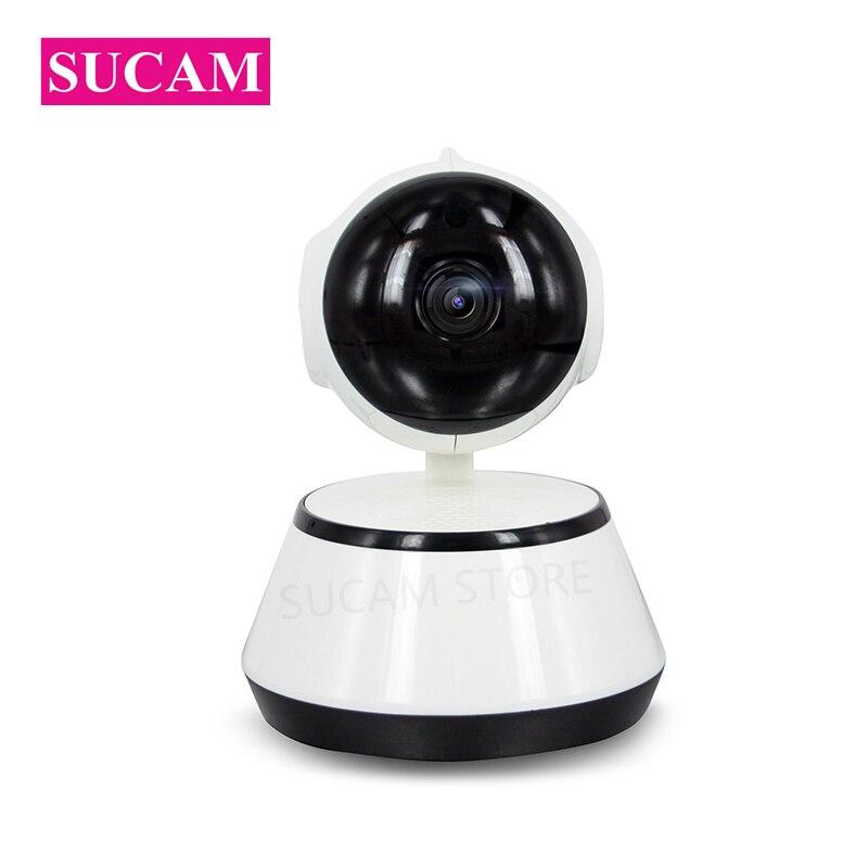 SUCAM Smart Wi-fi 720P PTZ Wifi Security Camera Audio Record Surveillance Baby Monitor HD Mini Wireless CCTV Camera 1 Megapixel