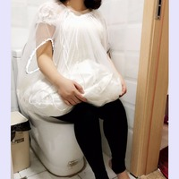 Free Shipping Gather Skirt Slip New Bridal Wedding Dress Buddy Petticoat Underskirt Save You From Toilet