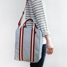 Купить с кэшбэком  Nylon Duffle Bag Men Small Travel Bags Foldable Suitcase Big Capacity Weekend Bag Female Packing Cubes Tote Luggage