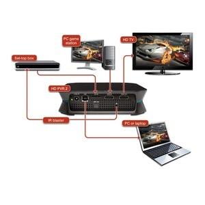 Image 2 - Hauppauge 1512 HD PVR 2 High Definition Personal Video Recorder met Digitale Audio (SPDIF) en IR Blaster Technologie