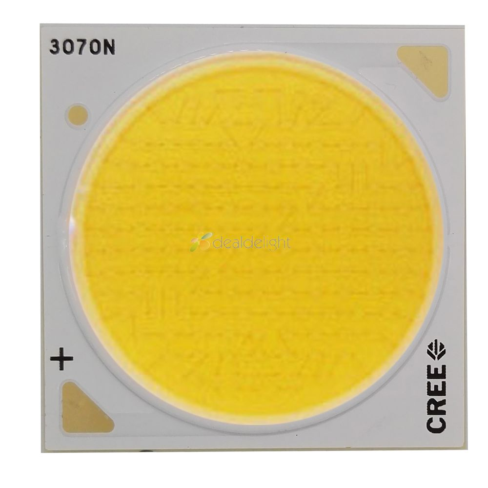 Cree XLamp CXA3070 led 74-117W CXA 3070 COB EasyWhite 5000K Warm White 3000K LED Chip Emitter Light цена