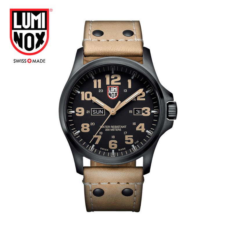 Luminox watch men Military Men Watch Leather Sport Quartz Clock Mens Watches top brand luxury Waterproof Relogio MasculinoLuminox watch men Military Men Watch Leather Sport Quartz Clock Mens Watches top brand luxury Waterproof Relogio Masculino