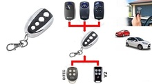 copy Ditec, V2  Nice Flor-s universal 433.92mhz rolling code garage door remote control remote nice flor flor s flo2r s flor s flo2r s 433 92mhz