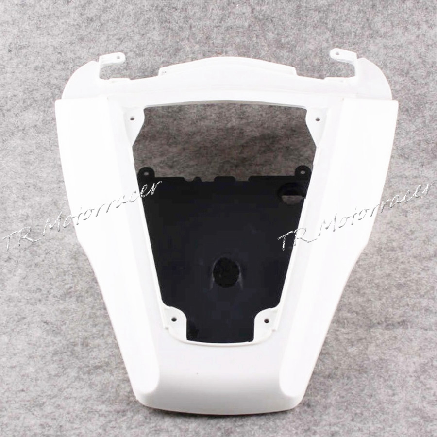 Rear Tail Fairing For Kawasaki Ninja ZX10R 2006 2007 ZX-10R Unpainted White Motorcycle Accessories New motorcycle fairing kit for kawasaki ninja zx10r 2006 2007 zx10r 06 07 zx 10r 06 07 west white black fairings set 7 gifts kd01