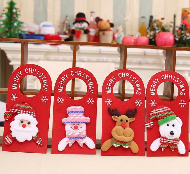 Puerta de la navidad decoraci n 2017 nuevo navidad for Decoracion del hogar por navidad