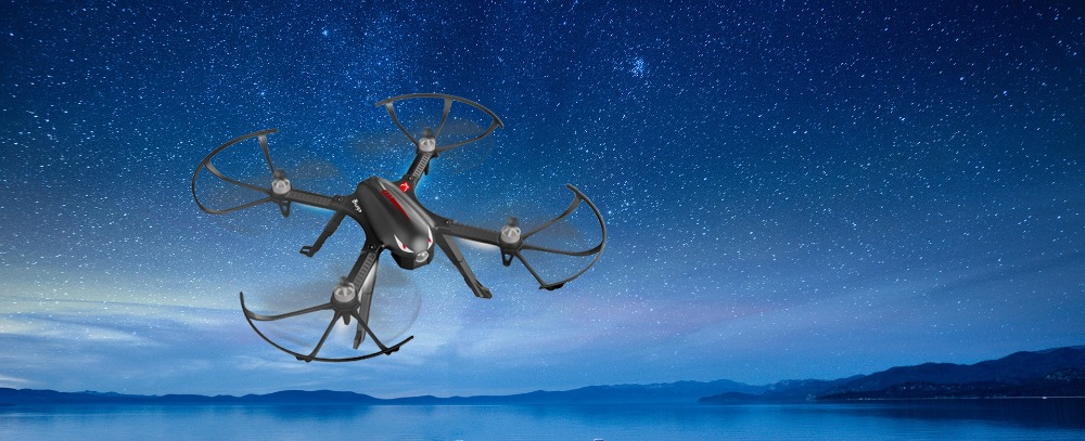 B3 Bugs 3 RC Quadcopter Brushless 2.4G 6-Axis Gyro Drone with Camera Mounts for Gopro Camera free shipping 14