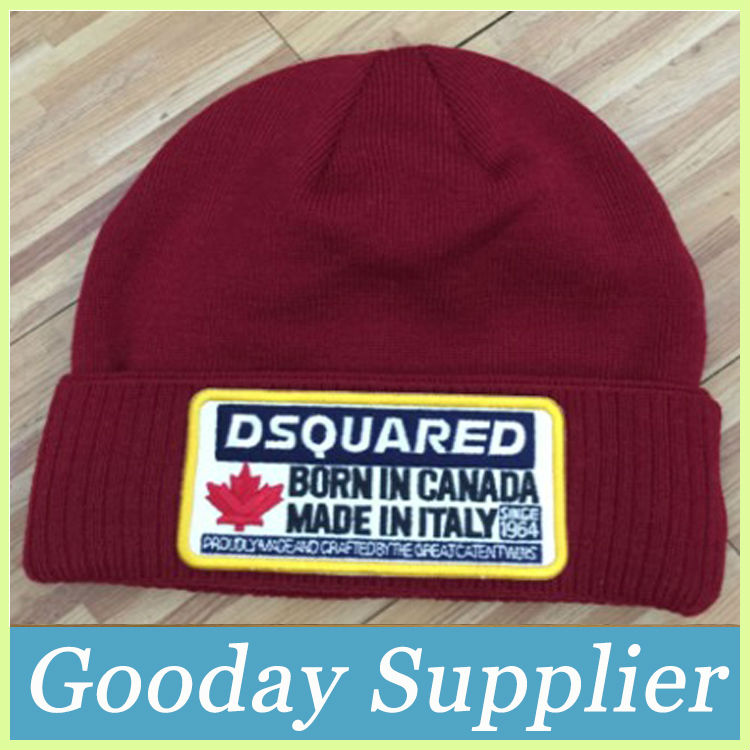 10pcs/lot New arrival winter warm hat for men women Crochet fashion skull cap Snow Skullies winter cap Cotton blends beanies