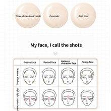 Concealer Double Head 3D Highlighter Face Makeup Foundation Contour Pencil
