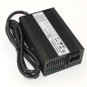 Image 2 - 29.2V 5A LiFePO4 pil şarj cihazı 29.2V geniş voltaj şarj için 8S 24V LiFePO4 pil akıllı şarj cihazı araçları