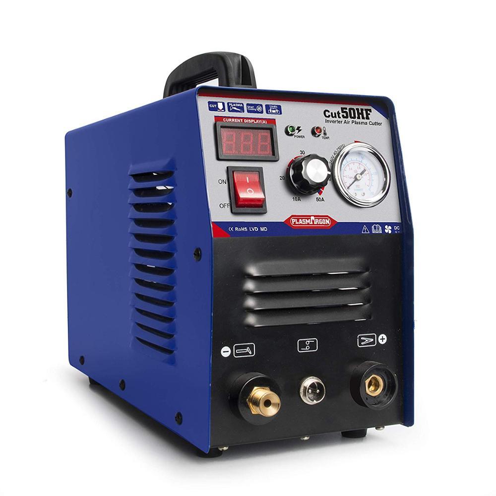 Hosehold Plasma Cutter 50AMP CUT50 Digital Inverter 110 V/220 V