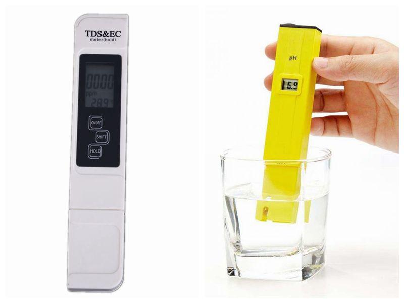 Aquarium Conductivity Meter : Aquarium pool water ph digital tester
