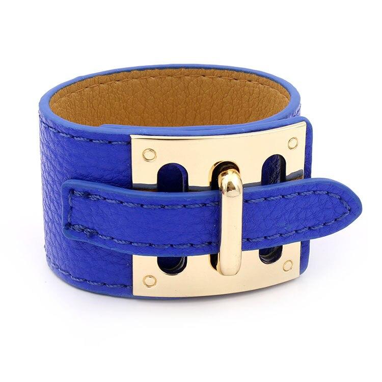 TYME Aço Inoxidável versão Larga o carter das mulheres três fivela h pulseira da moda amor pulseira de couro pulseira para casal