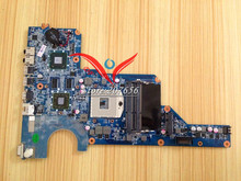 motherboard 650199-001 for HP G4 G6 G7 laptop motherboard ddr3, Placa Mae 100% fully tested !