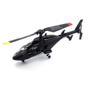ESKY F150X MINI 4CH 6-Axis Gyro Flybarless com Estilo CC3D RC Fuselagem Helicóptero RTF 2.4 GHz