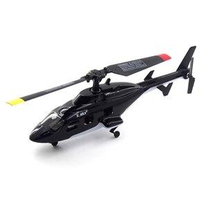 ESKY F150X MINI 4CH 6-Axis Gyro Flybarless with CC3D RC Fuselage Style Helicopter RTF 2.4GHz сумка холодильник esky esky33l