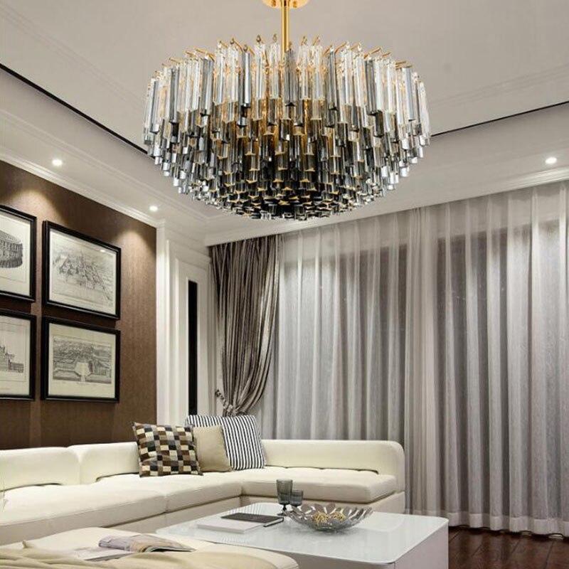 Lights & Lighting Chandeliers 2019 Latest Design Chinese Style Fan Leaves Postmodern Chandelier Lighting Modern For Dining Room