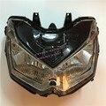 High quality Motorcycle Front Headlight Headlamp For Kawasaki Z1000 2010 2011 10 11  Motorcycle Lighting