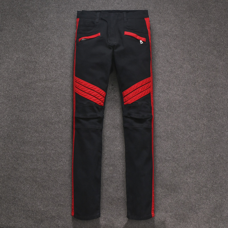 Mens red and black skinny jeans - Mens Red And Black Skinny Jeans – Your New Jeans Photo Blog