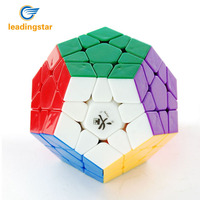LeadingStar magico Cube 1 Plastic Stickerless Educational Twisty Puzzle and Professional Speed cube Toys for Children as Gift