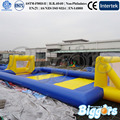 Inflatable Biggors PVC Inflatable Sports Game Soccer Football Filed for Commercial Rental