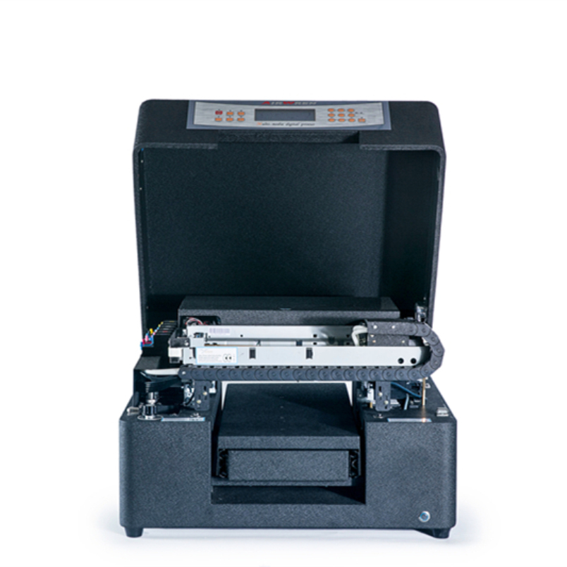 Multi Purpose A4 Uv Printing Machine For 5760*1440dpi Picture Frame With Emboss Effect