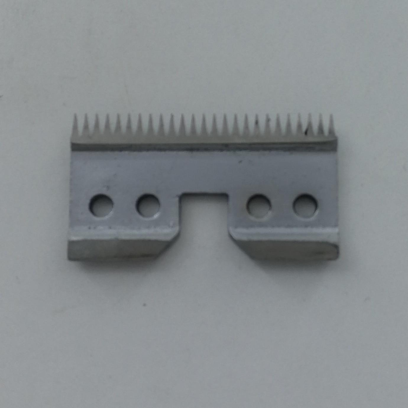 6 copë 25Teeth çelik kartoni i Lartë që lëviz Blade me pako flluskë