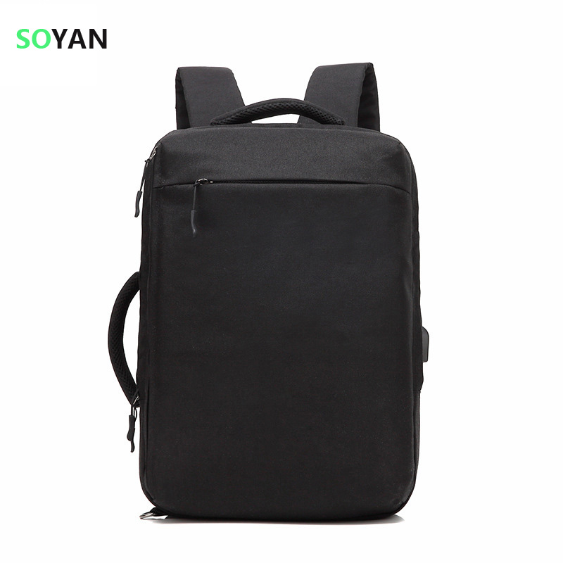 New Arrivals Backpack 15.6 inch Laptop Backpack External USB Charge Computer Backpacks Multifunctional Bags for Men Women bag