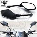 10mm 8mm screw universal dirt pit bike motocross part ATV Off-road motorbike rearview mirror motorcycle accessories moto mirrors