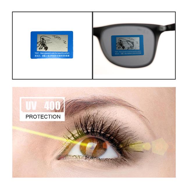 UNISEX Gafas de sol polarizadas Vintage