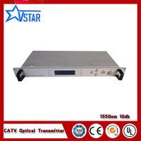 Оптический передатчик для catv 1550nm 10db