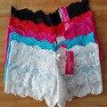 6Pcs/Lot Sexy Women Underwear Lace Low Waist Briefs Lady Underwear Pant Lingerie  S,M,L,XL Plus Size Fashion