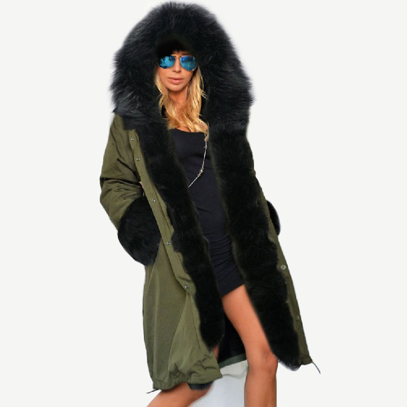 Autumn and winter new self - cultivation warm women 's long astrid coat hooded coat coat 2017 Jacket woman Overcoat Cotton coat winter self cultivation in the long paragraph cotton 2017 new men s jacket men s cotton jacket handsome trend