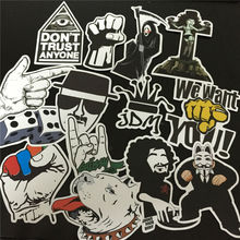 цена на 80pcs/lot Funny Doodle Car JDM Stickers for Cars Bicycle Laptop Motorcycle Accessories Moto Bomb Sticker on Car Styling