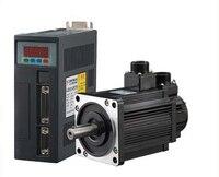 AC Servo Drive Motor 1KW 10NM 220V 1000R Min NEMA52 Material Conveying New 1 Year
