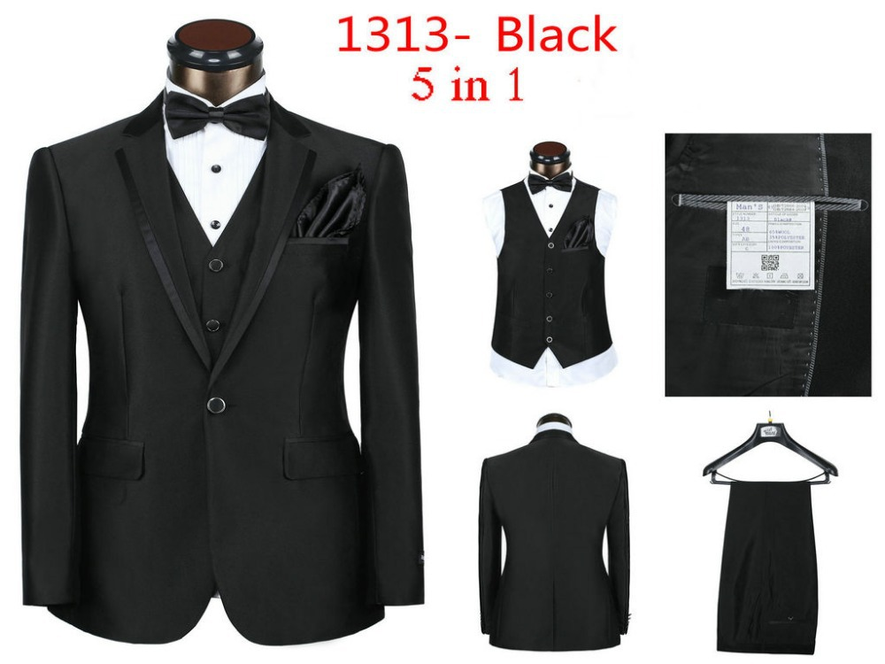 new 2014 a brand groom wool suits wedding suits for men