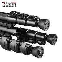 WeiFeng WF 3320A Professional photographic Camera Tripod micro SLR camera mobile phone portable scaffold Photo Tripod