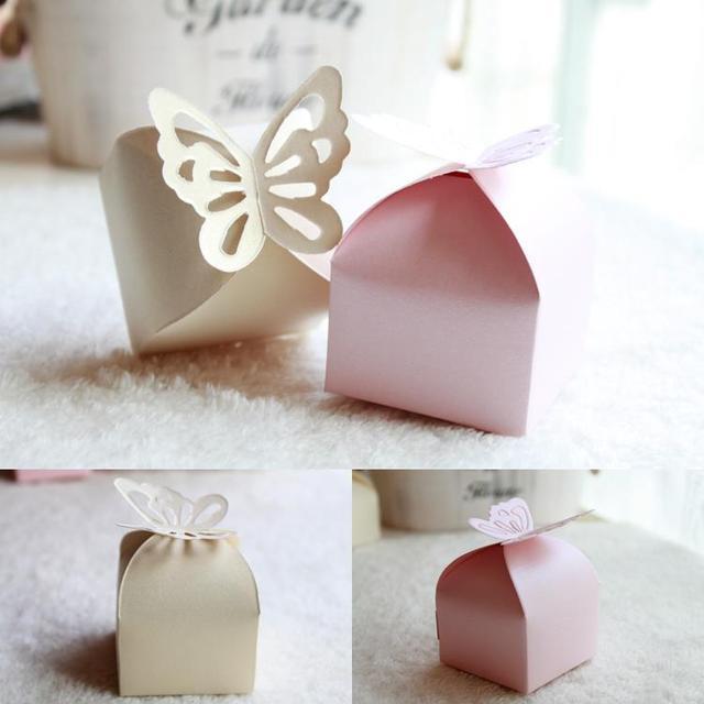 30 Stuck Papierfaltens Diy Schmetterling Hochzeit Candy Gunst Und