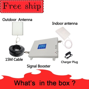 Image 5 - TFX BOOSTER 2G/3G/4G Mobile Cellular Signal Repeater Triple band GSM 900 LTE DCS 1800 WCDMA 2100mhz  Cell Phone Signal Booster