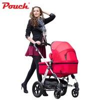 Чехол P68 легкий вес 2 в 1 коляска с хранения коляски Портативный Детские коляски с Автокресло 3 в 1 (нужно купить carrier)