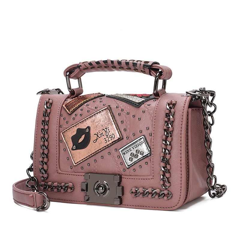 Mujeres famosa marca diseñador Mini bolso de cadena bolsos de lujo bolso bandolera bolsos de hombro bolso de mano para mujeres bolso de mano Bolsas