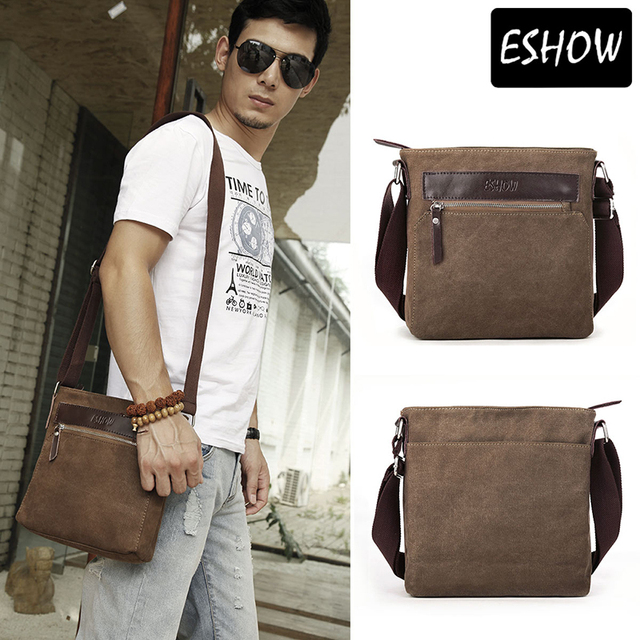 Eshow Men S Bag Casual Men S Messenger Bags Small Cross