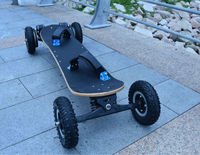 Four Wheels Electric Skateboard Double Motor Power Electric Longboard Scooter Boosted Board E Scooter Hoverboard