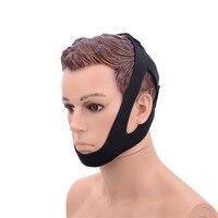Respirazione fasciatura Snore Stopper anti dislocato mascella cintura di sostegno a russare eliminando bloccando artefatto era spedizione gratuita