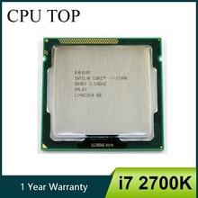 Intel Core i7 2700K 3.5GHz Quad Core LGA 1155 מעבד מעבד SR0DG