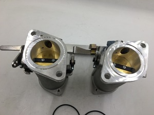 Image 4 - 45IDA Throttle Bodies replace 45mm Weber and dellorto carb W 1600cc Injectors replace 45IDA carburettor carburetor free shipping